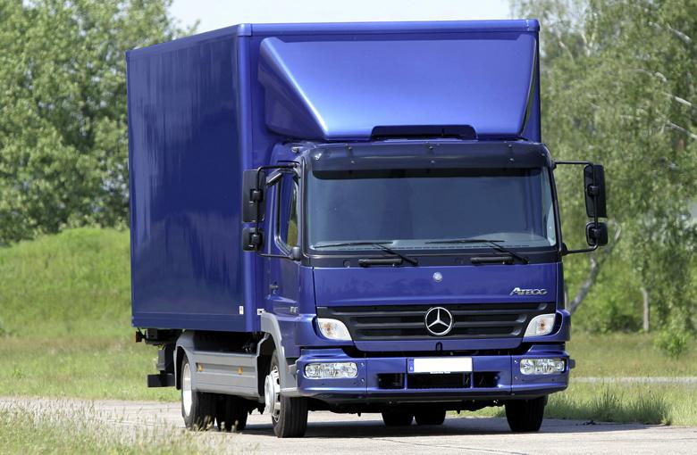 грузовые перевозки по области